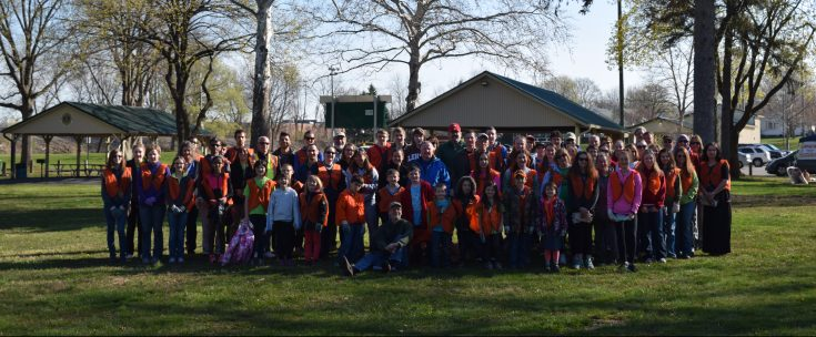2016 Joint EAC Cleanup Event