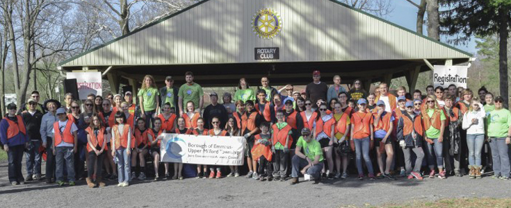2015 Joint EAC Cleanup Event